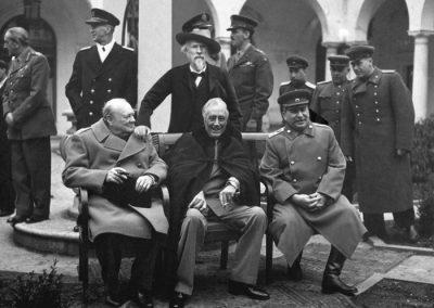 Mistral à Yalta