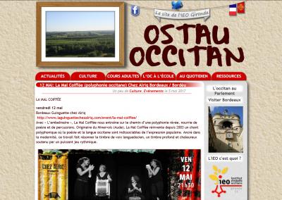 Ostau Occitan
