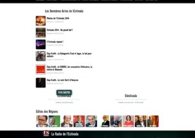 Site de l'Estivada (2011-2015)
